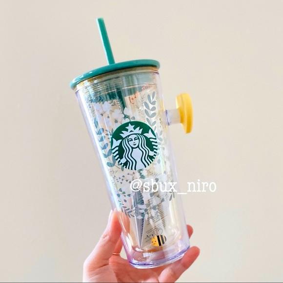 Starbucks Valentine's 'Bee Mine' Tumbler
